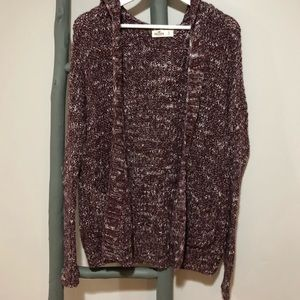 Hollister knit cardigan